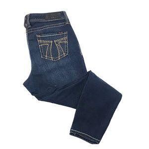 Seven 7 Luxe Stretch skinny women's jeans size 16